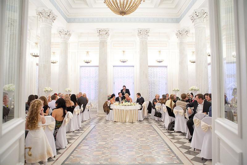 Где отметить свадьбу в санкт-петербурге